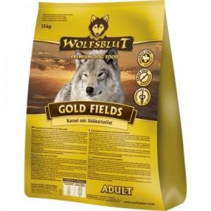 Сухой корм для взрослых собак Wolfsblut Gold Fields (Золотое Поле)